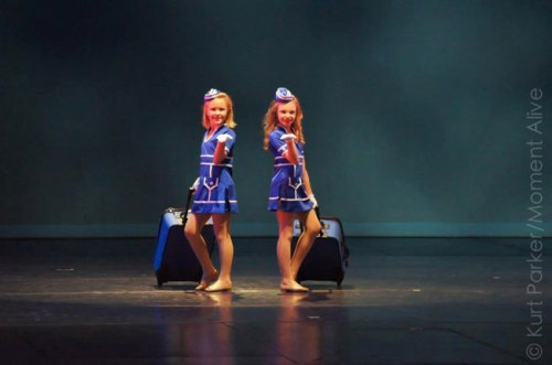Starbound National Dance Competition flew out to Arizona for a regional competition in the aftermath of Hurricane Sandy. Pictures: Two of many participating dancers from Desert Star Dance in Gilbert.