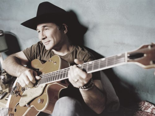 Clint Black recently performed to a packed house in Scottdale